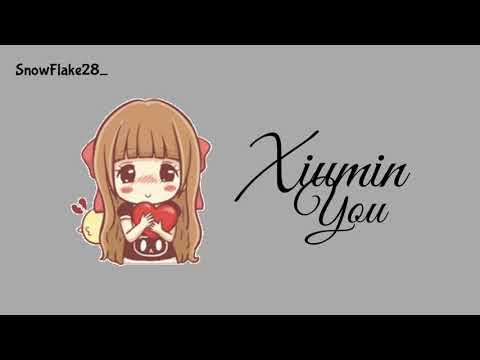 "Xiumin - You "" Sub Indo [Lyrics Rom/Indonesia] Lirik Indonesia"