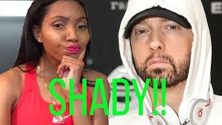 Eminem- Lucky You ft Joyner Lucas Reaction