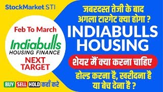 Indiabulls share price target | indiabulls housing finance news | BULHSGFIN share forecast buy sell