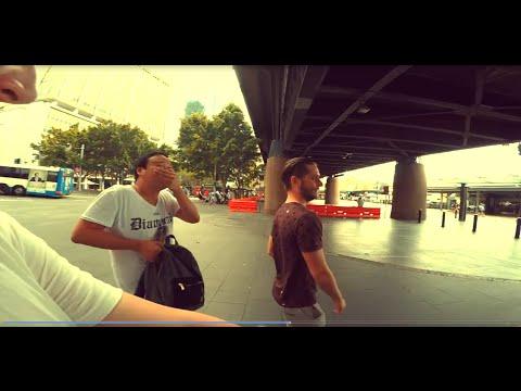 Wasted Penguinz  - Australia Tour 2015 Mini Re-Cap