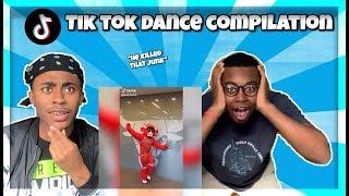 THE BEST TIKTOK DANCES COMPILATION [REACTION VIDEO]