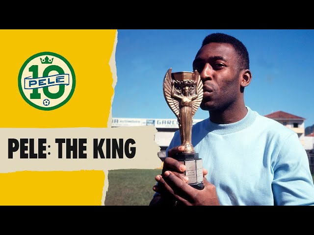 Pele | The King Turns 80 | FIFA World Cup