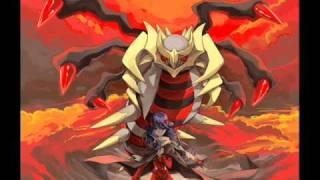 Repeat youtube video Pokemon Platinum Giratina Battle Music
