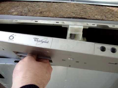 Bye bye whirpool youtube - Whirlpool spulmaschine reset ...