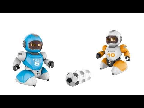 ZIGO TECH  FIFA FOOTBALL GAME ROBOT