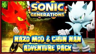 Sonic Generations PC - Nazo Mod & Chun Nan Adventure Pack
