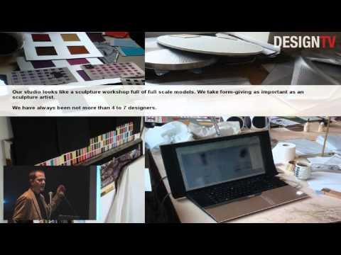 Denmark Design Seminar - Torsten Valeur, Chief of David Lewis Designers