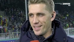 Nils Petersen pre-match interview - Deutschland u21 v Belgien 17.11.19