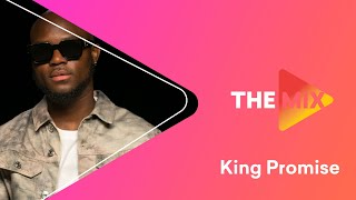 King Promise Talks About His New Album 'As Promised' on The Mix