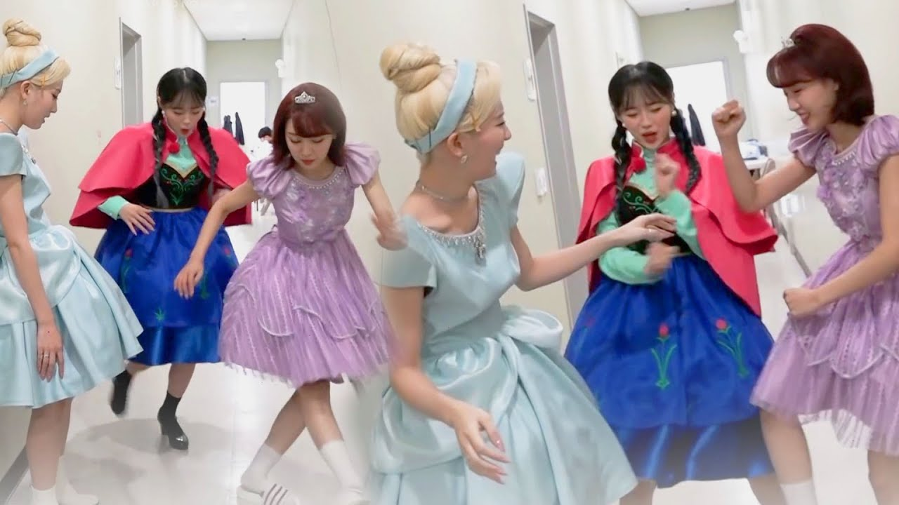 When Yves had to dress as Sofia The First 😭 | FUNNY MOMENTS #44