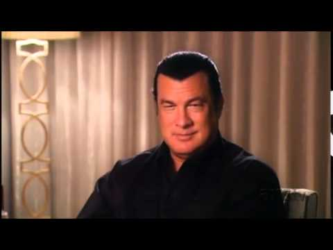 Steven Seagal insults Michael Jai White!