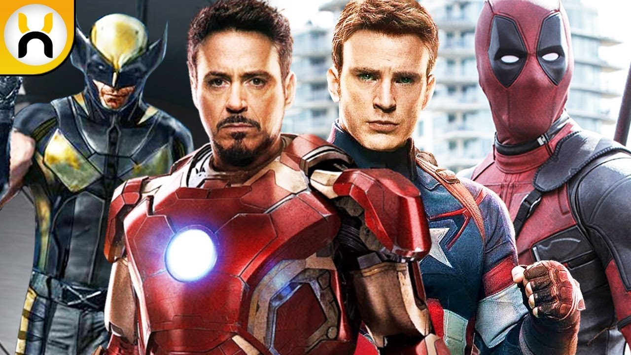 With the Disney/Fox deal, Marvel Studios should take over X-Men and Fantastic Four movies