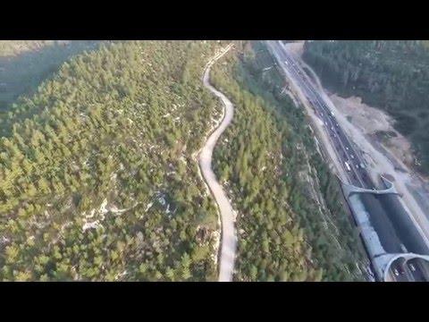 Neve Ilan aerial photography צילום אוירי נווה אילן