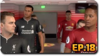 "Fifa 17 the journey ""rivalry ignited"" walkthrough gameplay ep. 18 - alex hunter"