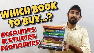 Best books for class 11-12 | Accounts | business studies | Economics screenshot 5