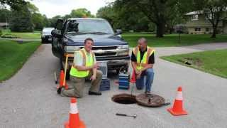 What's Happening in Your Sanitary Sewer System? Remote Access Provides Answers