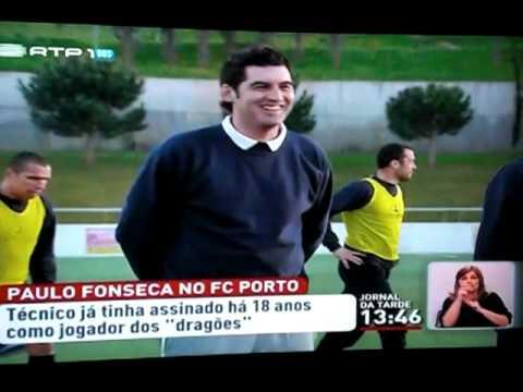 FC Porto: Paulo Fonseca futuro treinador do FC Porto para a época 2013/2014 !!!