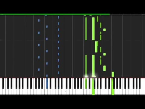 Finale - Undertale [Piano Tutorial] (Synthesia)