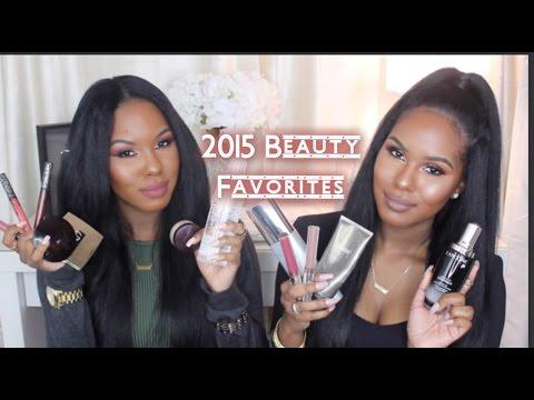 2015 Beauty Favorites GlamTwinz