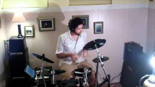 Carl Thomas-I Wish (Drum Cover)