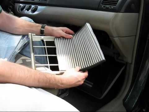نتيجة بحث الصور عن تنظيف فلتر مكيف سيارتك بنفسك
