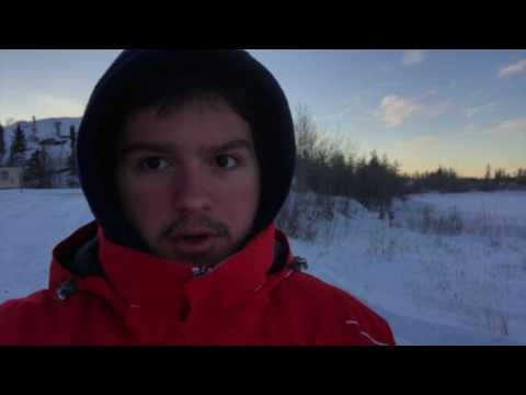 Our Trip to Yellowknife, Canada (December 2016)