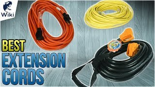 10 Best Extension Cords 2018