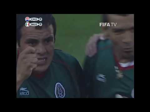 2002 FIFA World Cup Korea & Japan™ - Match 9 - Group G - Croatia 0 x 1 Mexico