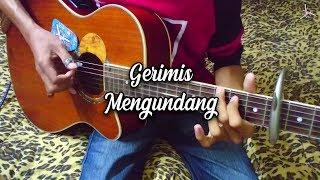 Download lagu SLAM - Gerimis Mengundang | Fingerstyle cover with Lyric | Standard chord | Faiz Fezz