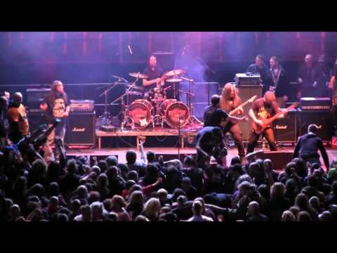 TERRORIZER LA  At OBSCENE EXTREME 2015 HD