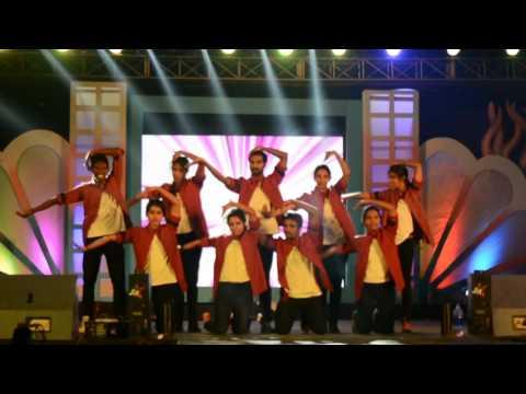 Medifest 2k17... 1st prize winning performance by AIIMS Bhubaneswar Club of Dance (ABCD)  ...