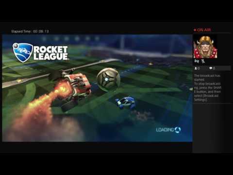 Team America! Rocket League Rumble