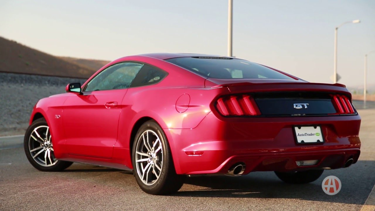 2016 ford mustang gt 5 reasons to buy autotrader