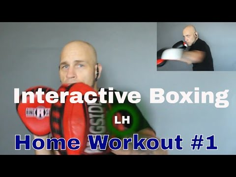 Interactive Boxing Home Workout #1