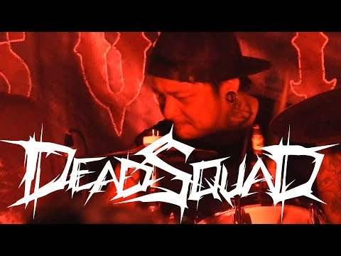 DEADSQUAD - Manufaktur Replika Baptis (feat Andyan Gorust) (HD) // Circus of The Dead // Indonesia