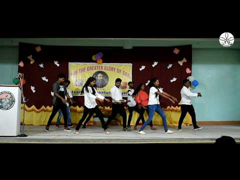Aicuf Loyola Unit Ambikapur Group Dance Mor Sansar Ma