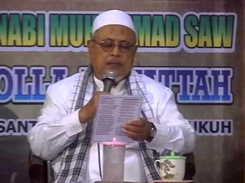 KH Jamaluddin Ahmad.Maulid Nabi .1435 H {Dengan Teks Syair}