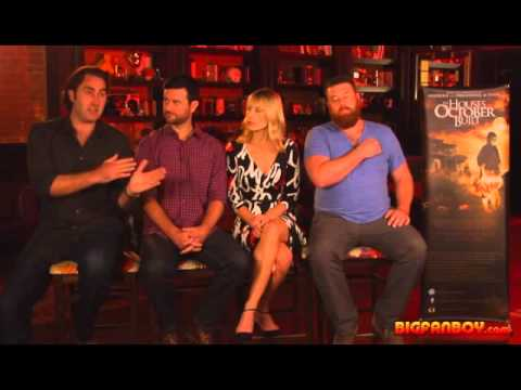 THE HOUSES THAT OCTOBER BUILT s with Bobby Roe, Zack Andrews, Brandy Schaefer, Mikey Roe