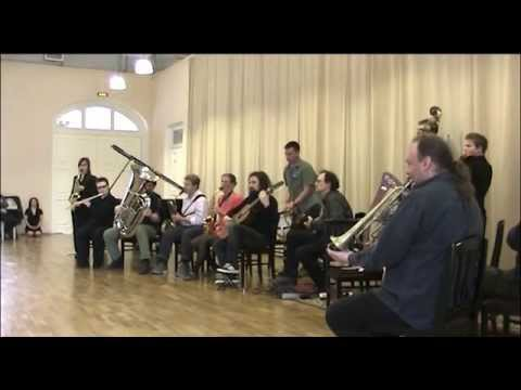 St.Petersburg Improvisers Orchestra, 24.05.2013