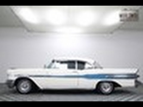 1957 PONTIAC CATALINA STARCHIEF COUPE for sale
