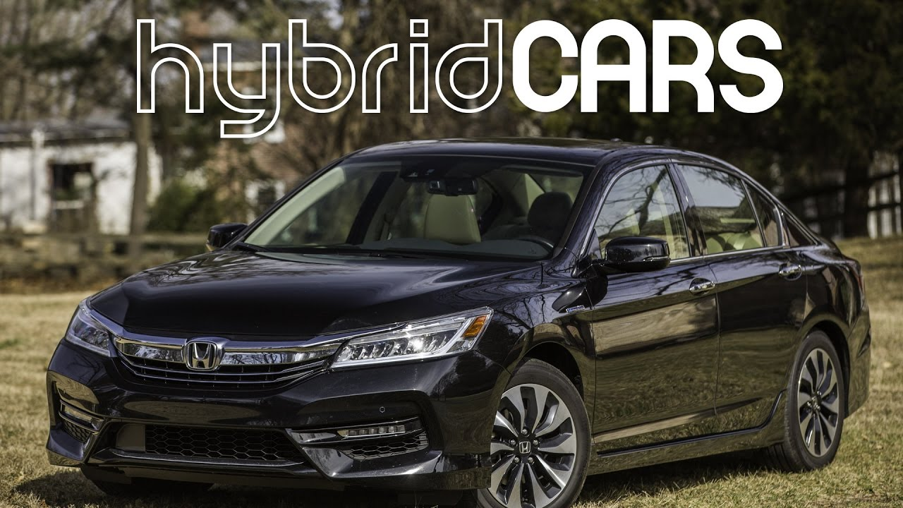 2017 Honda Accord Hybrid Review Hybridcars