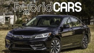 2017 Honda Accord Hybrid Review – HybridCars.com Review