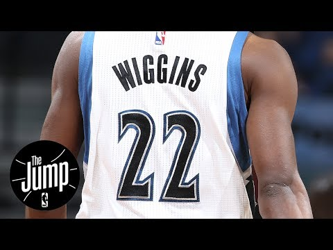 Should Timberwolves Give Andrew Wiggins Max Contract Now?   The Jump   ESPN