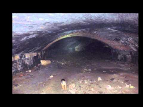 A trip through the 'Darkies' Railway Tunnels Nuneaton