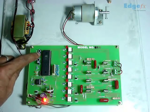 Dual Converter Using Thyristors | PIC Microcontroller Projects - Edgefx