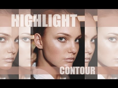 EASY EVERYDAY CONTOURING WITH POWDER (NOSE, FACE AND EYES)