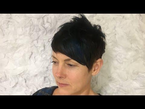 Pixie Haircut Lesson