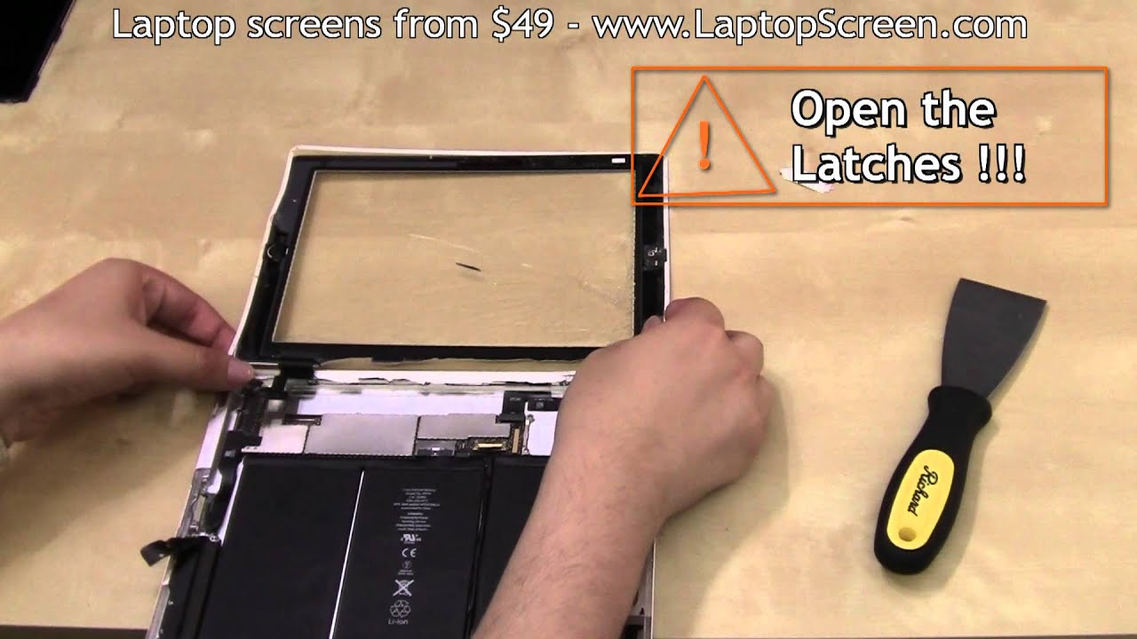 ipad 2 screen replacement ipad 2 digitizer replacement repair rh youtube com iPad 2 Layout iPad Guide for Seniors
