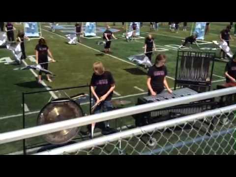 South Salem High School Marching Band 2014