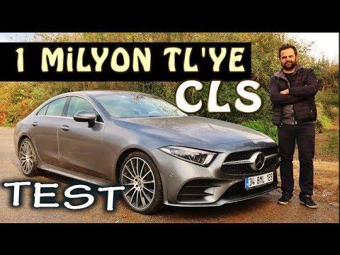 1 Milyon TL ye Yeni Mercedes-Benz CLS